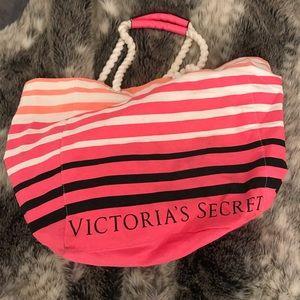VICTORIAS SECRET BEACH BAG